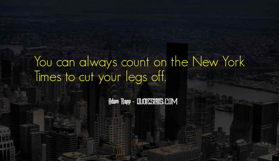 Always Count On You Quotes #1206144