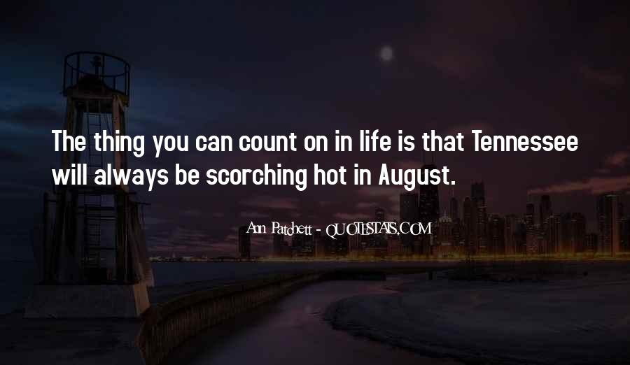 Always Count On You Quotes #131759