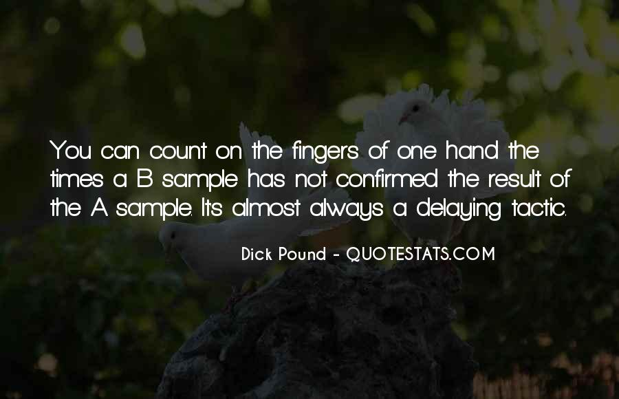 Always Count On You Quotes #1387809