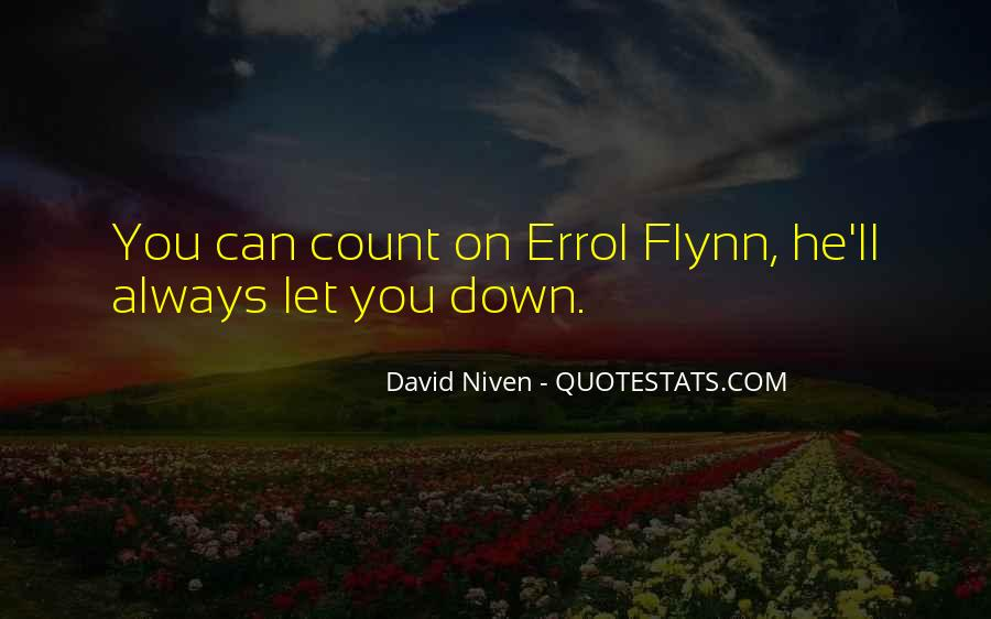 Always Count On You Quotes #1475530