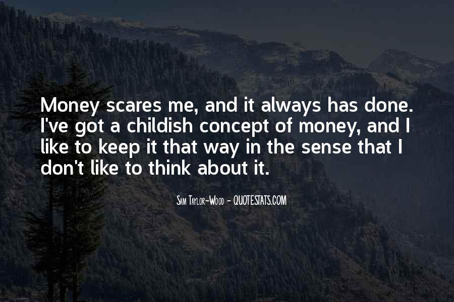 Always Do What Scares You Quotes #1428246