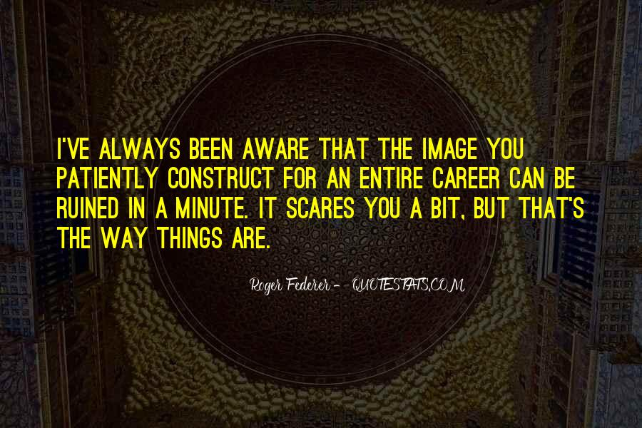 Always Do What Scares You Quotes #395759