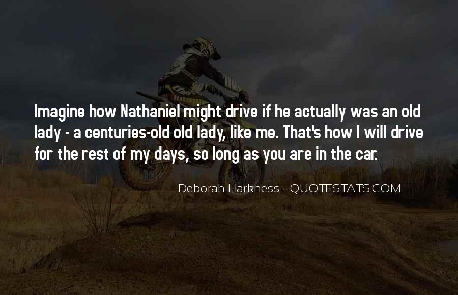 Quotes About My Old Car #1750863