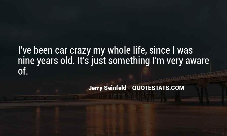 Quotes About My Old Car #374459