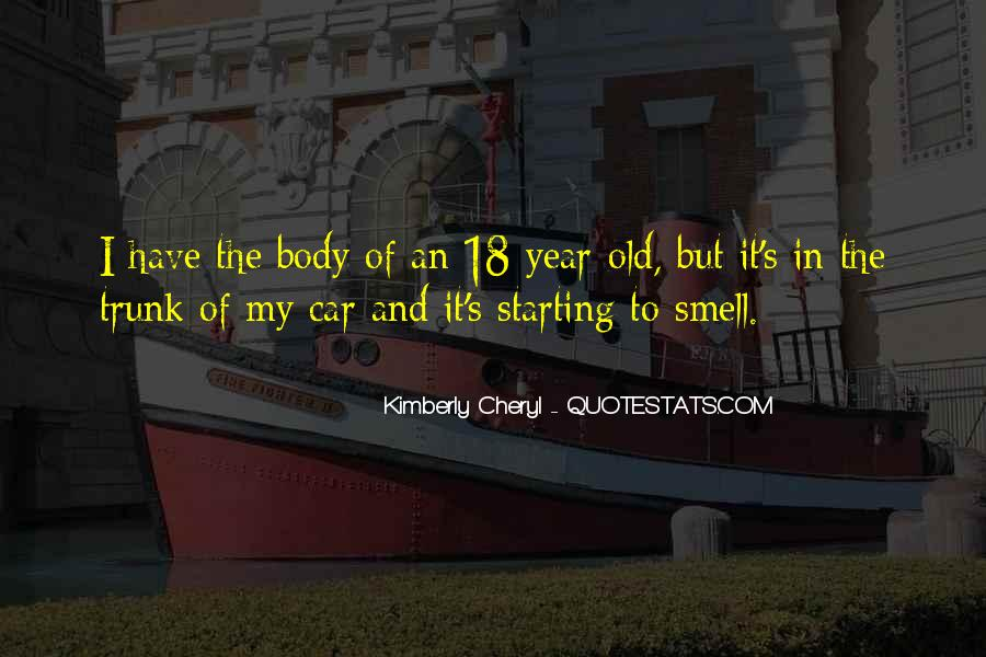 Quotes About My Old Car #877992