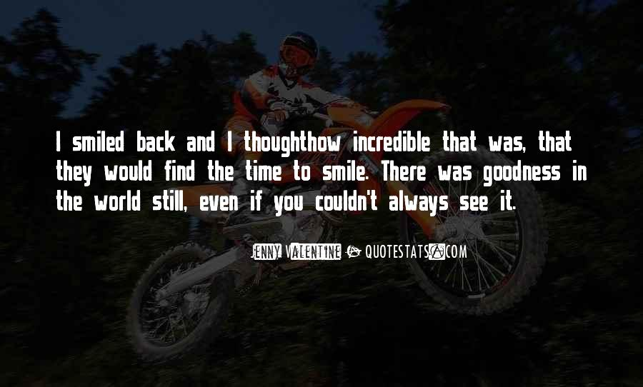Always Find The Time Quotes #1364553