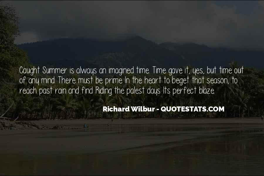 Always Find The Time Quotes #217049