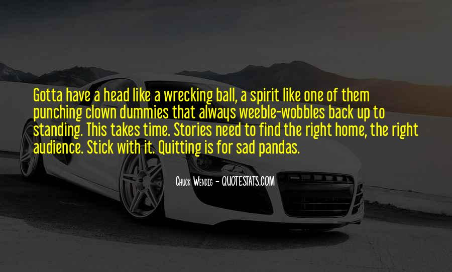 Always Find The Time Quotes #520972