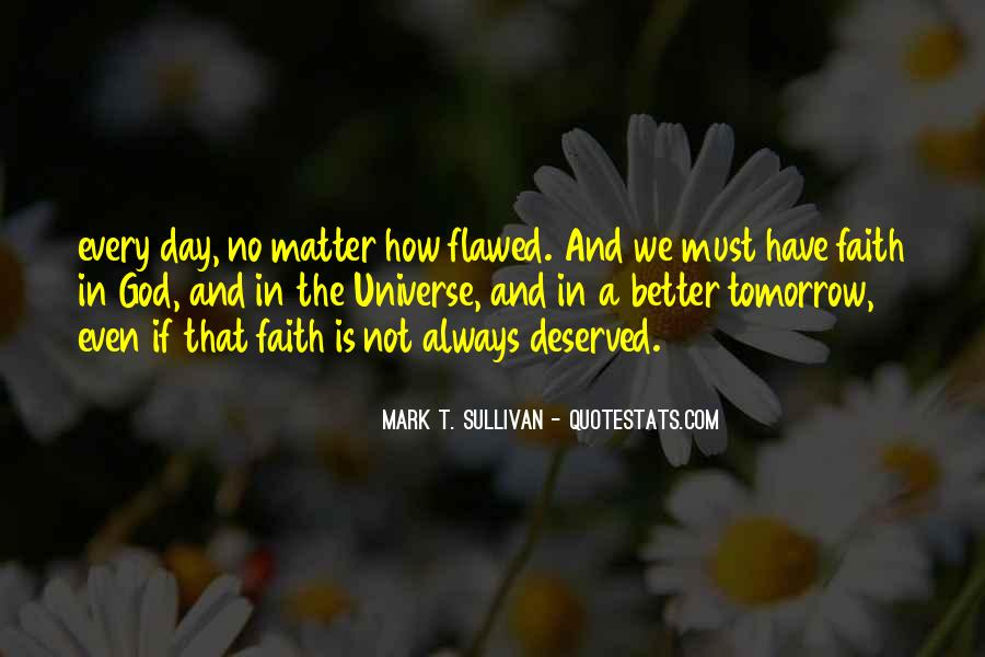 Always Have Faith In God Quotes #222295
