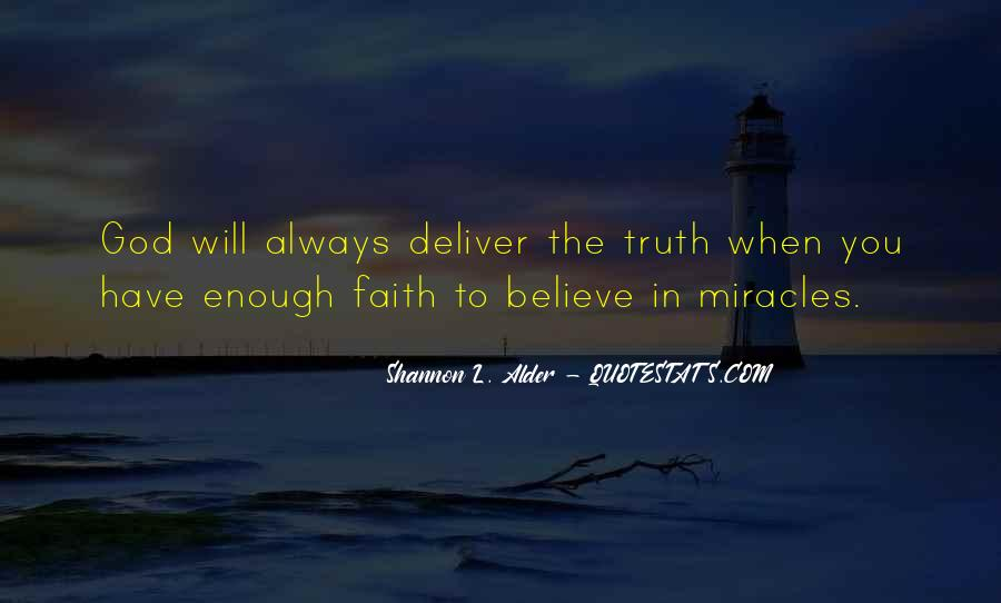 Always Have Faith In God Quotes #319033