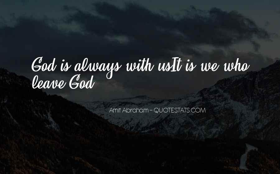 Always Have Faith In God Quotes #530378