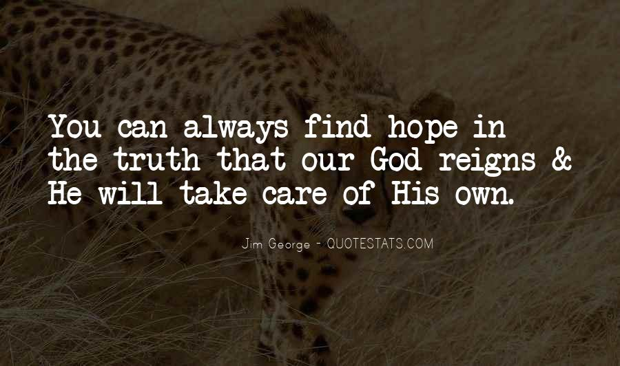 Always Have Faith In God Quotes #84718