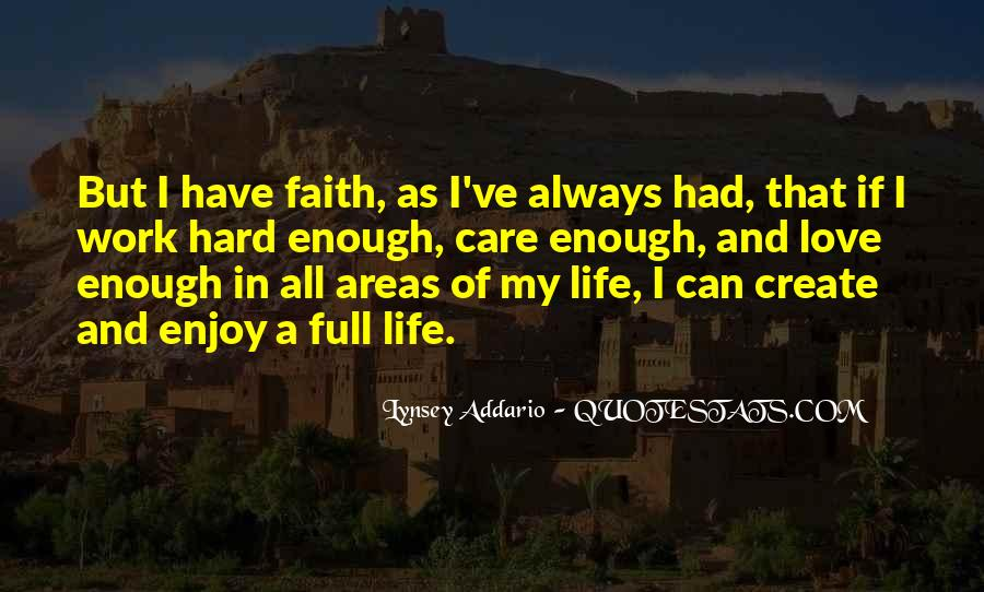 Always Have Faith Quotes #347059