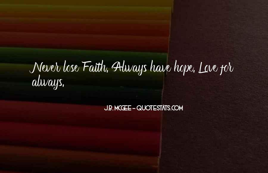Always Have Faith Quotes #404434