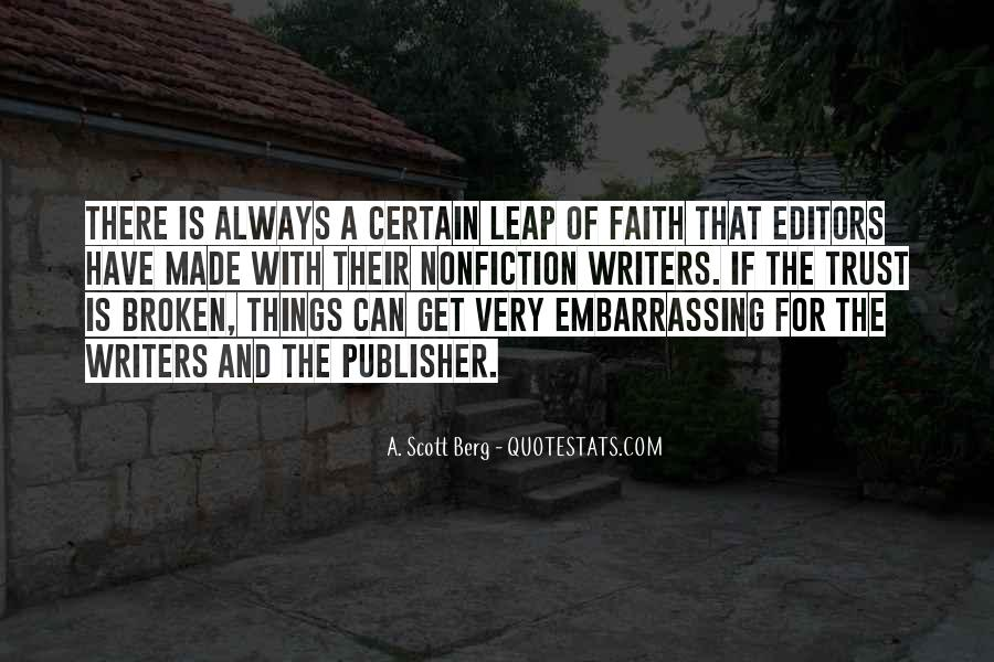 Always Have Faith Quotes #412954