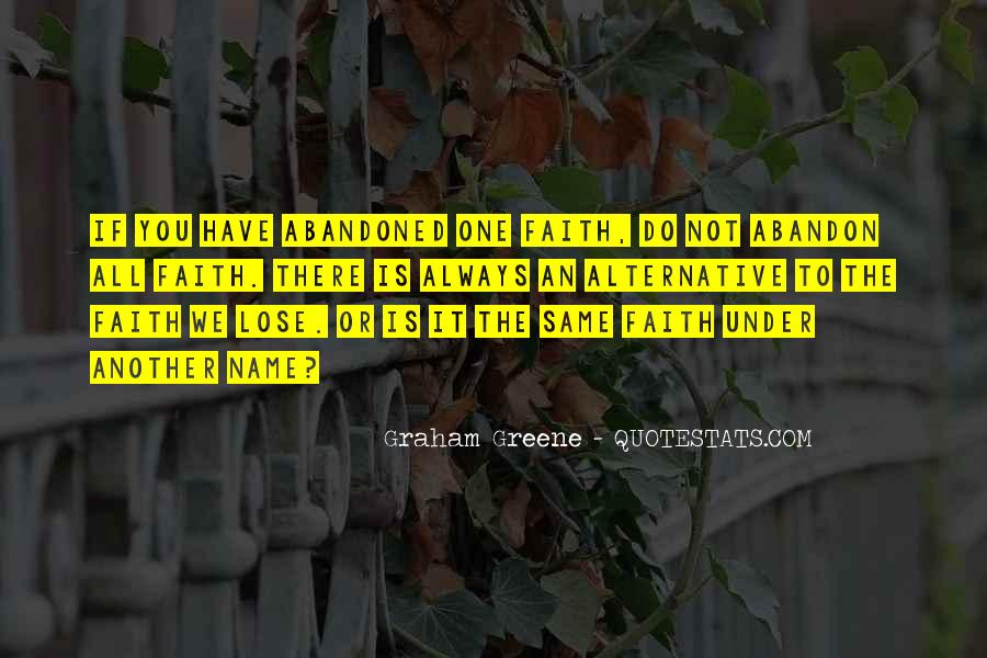 Always Have Faith Quotes #754919