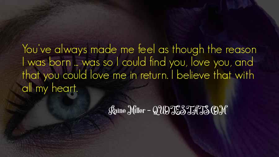 Always In My Heart Love Quotes #1048388