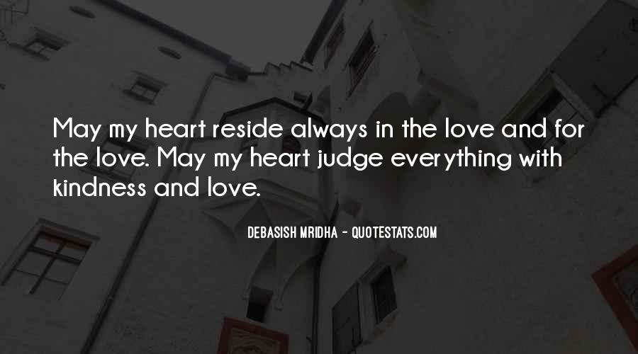 Always In My Heart Love Quotes #1440259