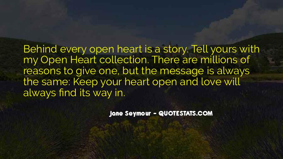 Always In My Heart Love Quotes #1695438