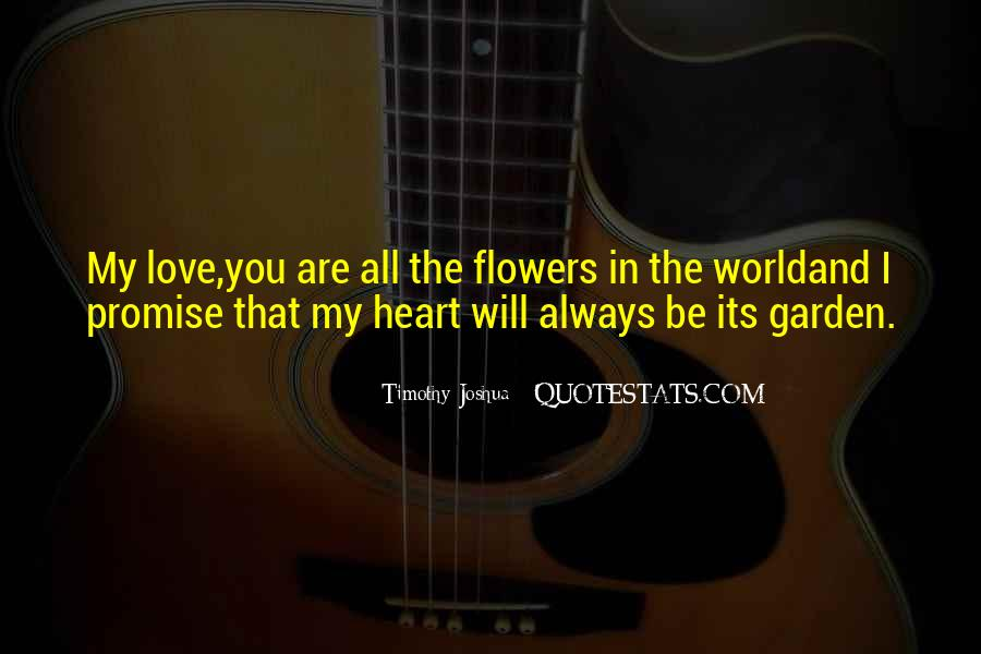 Always In My Heart Love Quotes #737942
