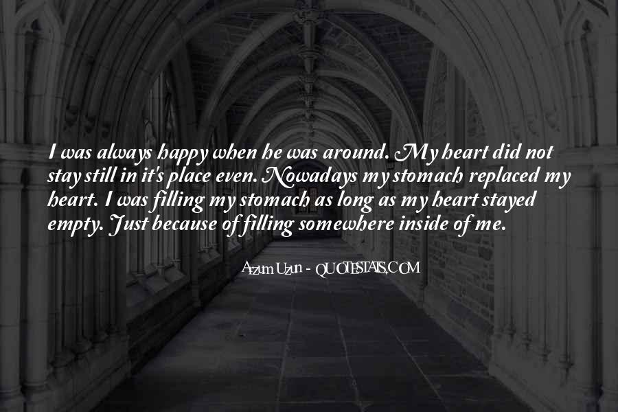 Always In My Heart Love Quotes #891261