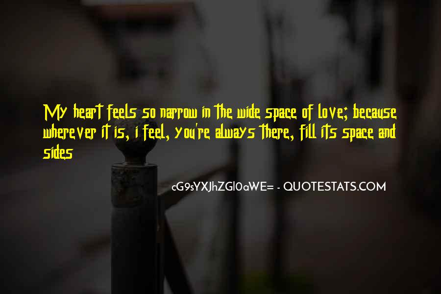 Always In My Heart Love Quotes #928522