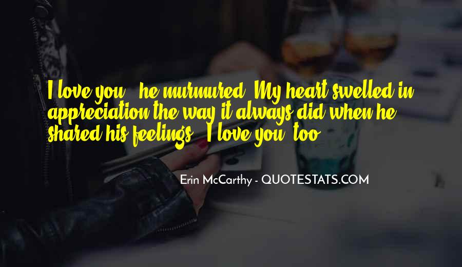 Always In My Heart Love Quotes #958090