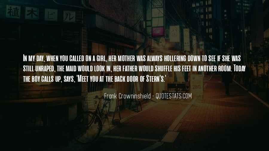 Always Look Down Quotes #10743