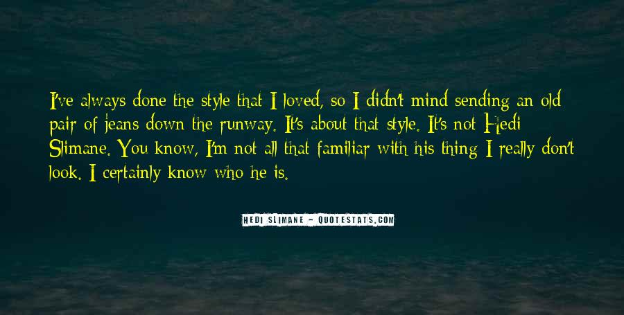 Always Look Down Quotes #1225920