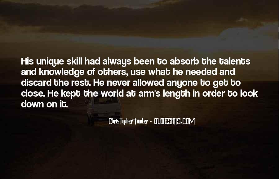 Always Look Down Quotes #128165
