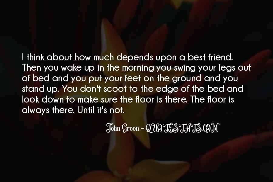Always Look Down Quotes #1437987