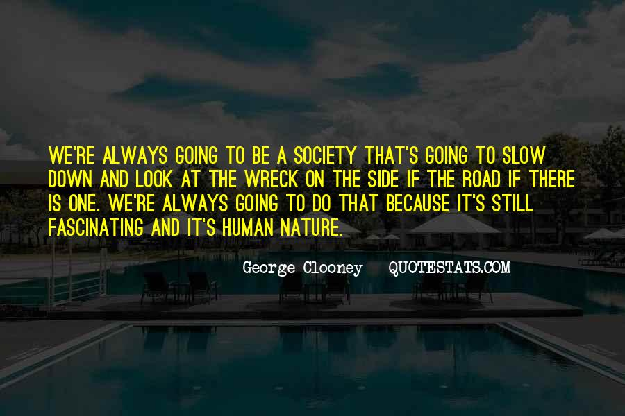 Always Look Down Quotes #1573970