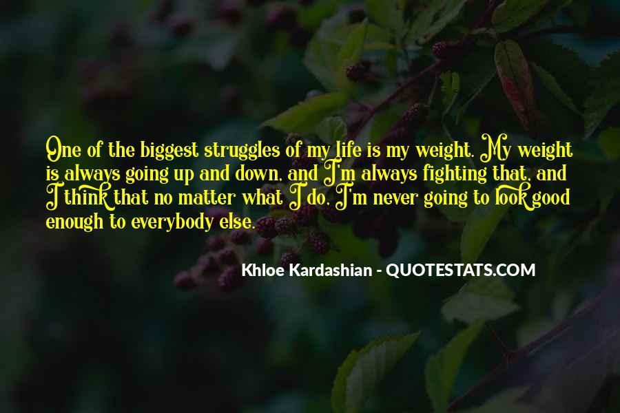 Always Look Down Quotes #1709756