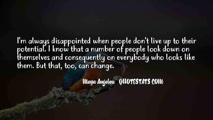 Always Look Down Quotes #300677
