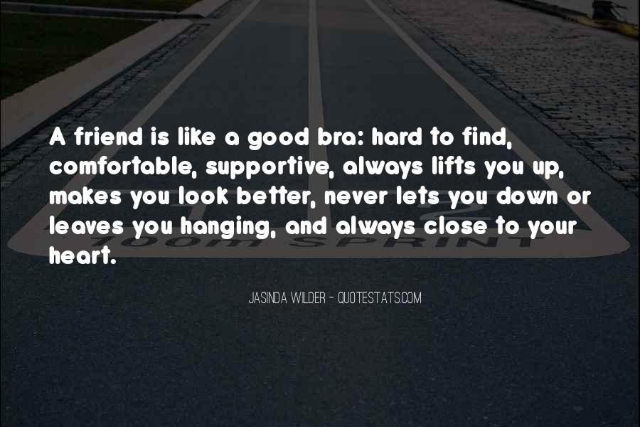 Always Look Down Quotes #432775