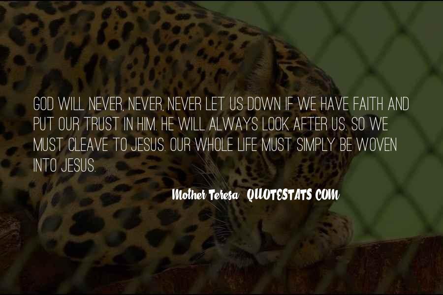 Always Look Down Quotes #680245