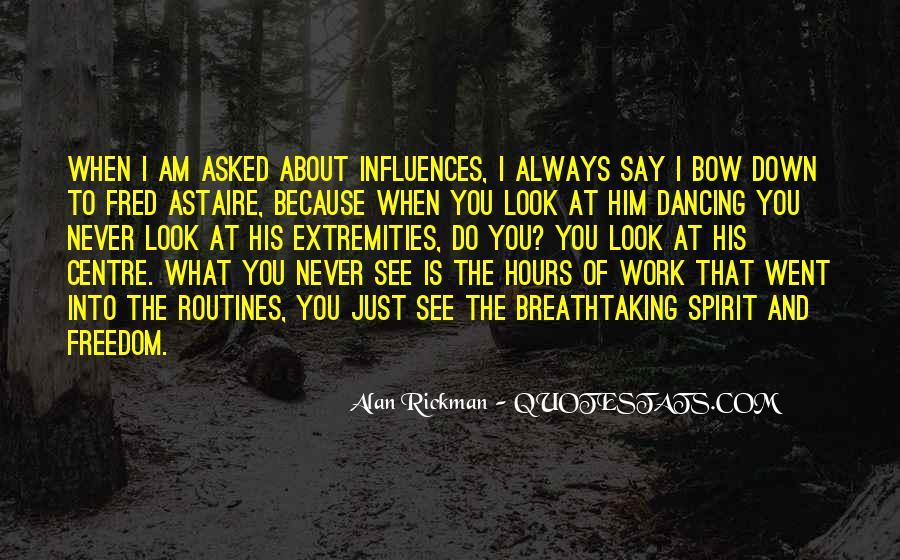 Always Look Down Quotes #802472