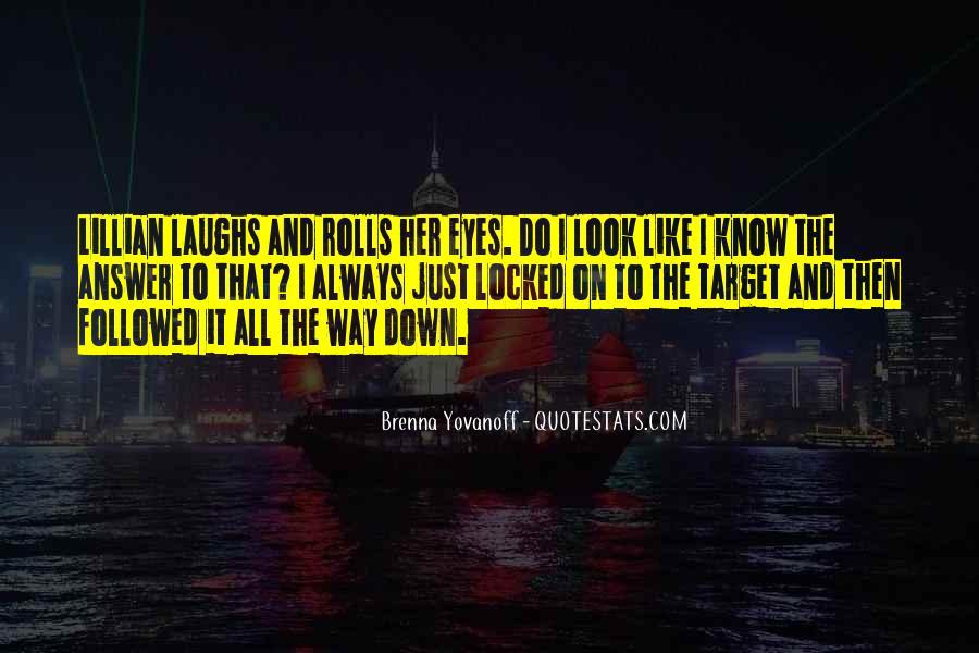 Always Look Down Quotes #835936
