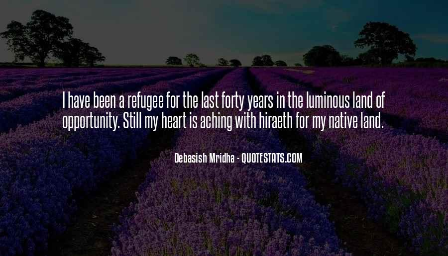Quotes About My Heart Aching #534025