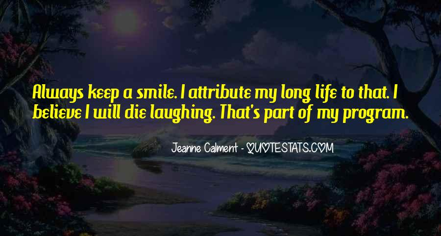 Always Smile Funny Quotes #1262630