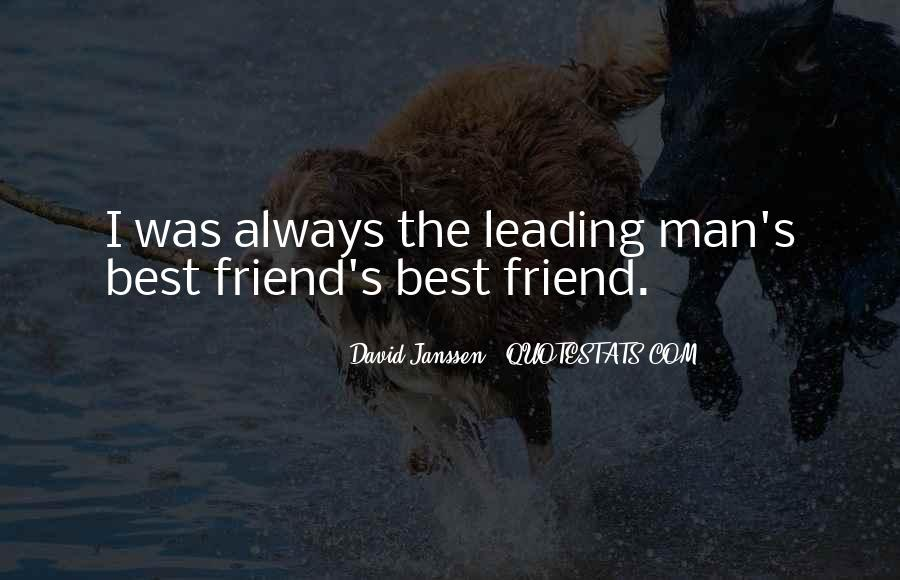 Always There For Your Best Friend Quotes #72855
