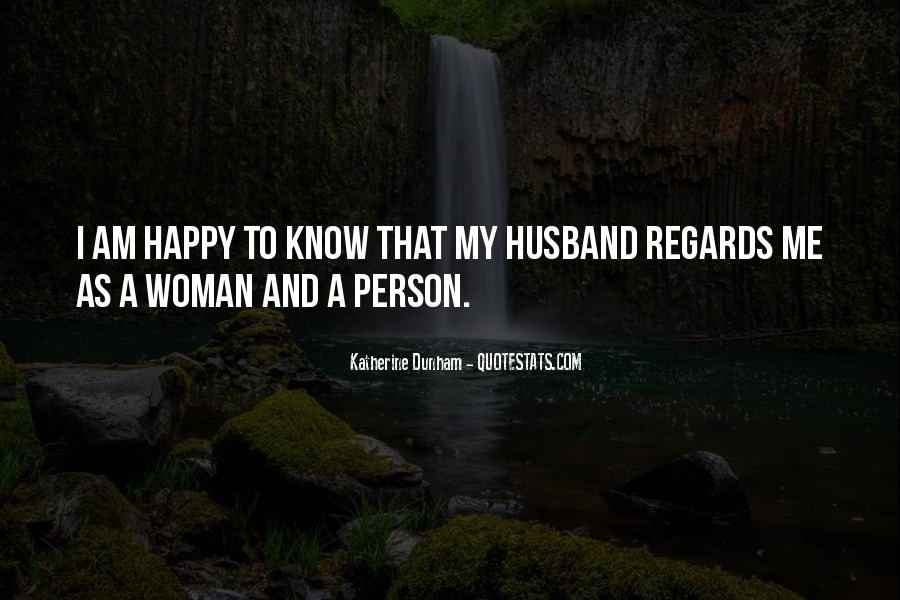 Am A Happy Person Quotes #1677311
