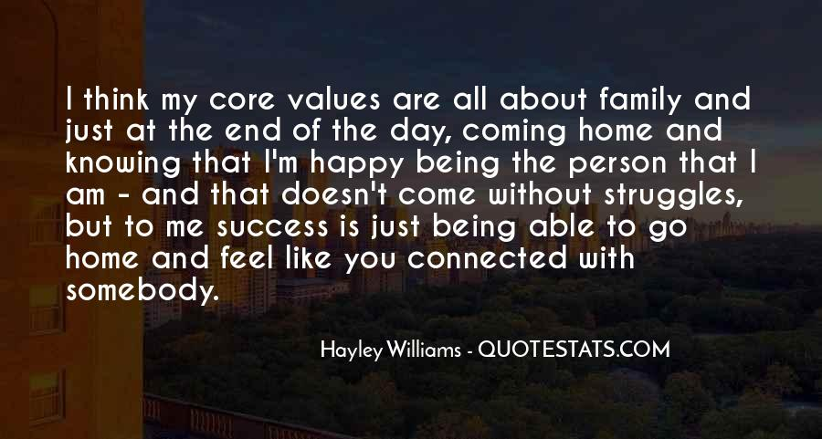 Am Happy With You Quotes #1392347