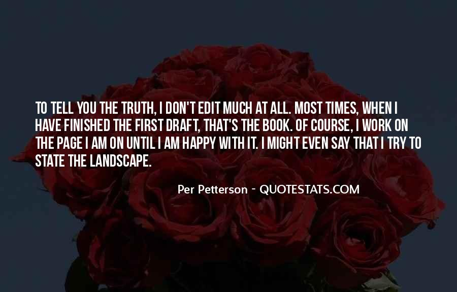 Am Happy With You Quotes #1774421