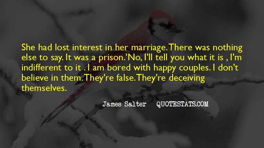 Am Happy With You Quotes #1854592