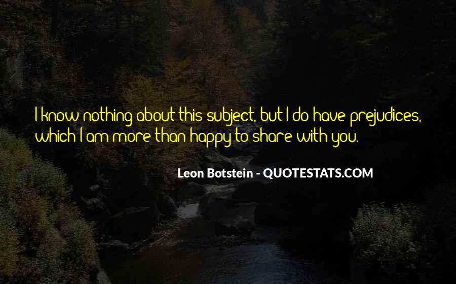 Am Happy With You Quotes #226862