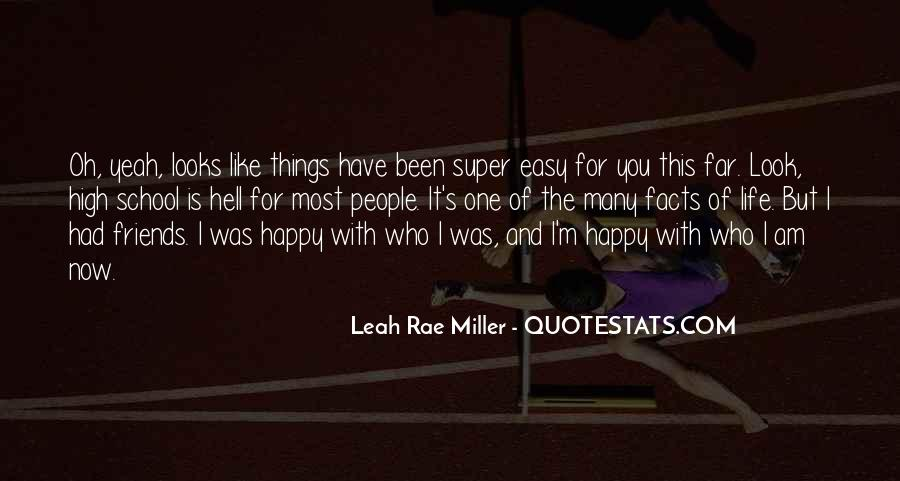 Am Happy With You Quotes #30075