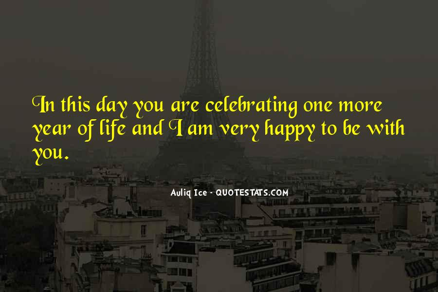Am Happy With You Quotes #542236