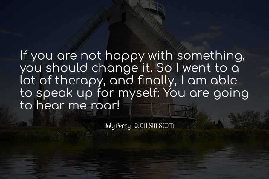 Am Happy With You Quotes #760009