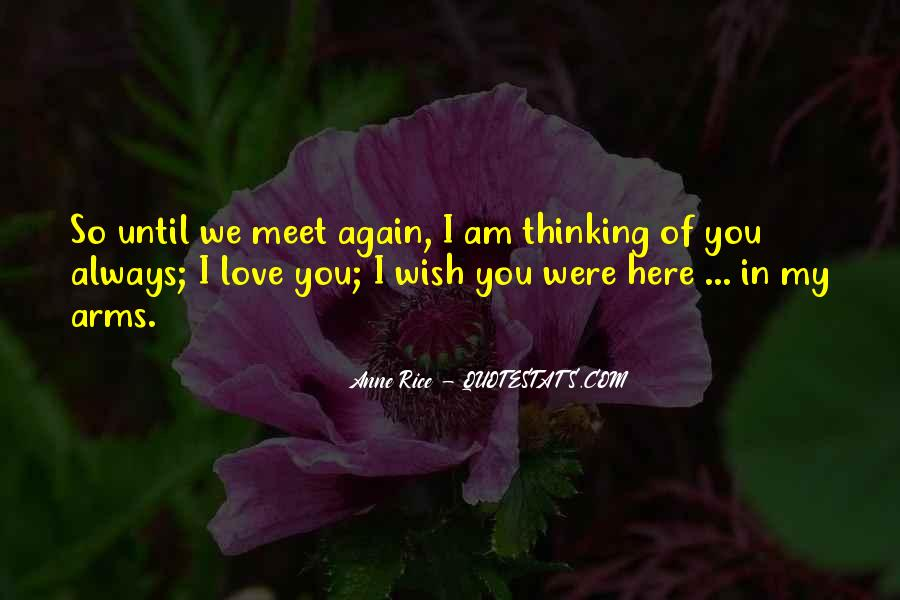 Am In Love Again Quotes #292653